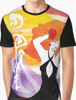 Fiery SOUL Graphic T-Shirt