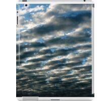 Fluff in the Sky iPad Case/Skin