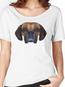 Jema The Pug Women's Relaxed Fit T-Shirt