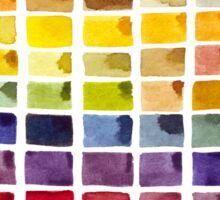 Color Block Sticker