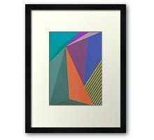 Truly Modernist Framed Print