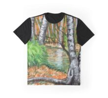 ACEO Cranberry In Fall Graphic T-Shirt