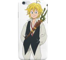 Meliodas (Anime: Seven Deadly Sins) iPhone Case/Skin