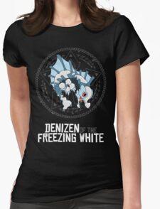 Kawaii Hunter ~ Glacial Agnaktor Womens Fitted T-Shirt