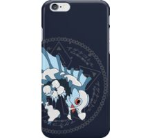Kawaii Hunter ~ Glacial Agnaktor iPhone Case/Skin