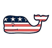 Vineyard Vines America Wale Photographic Print