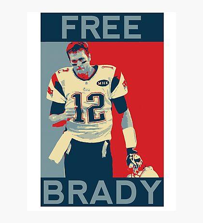 Free Brady 2016 Photographic Print