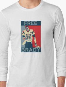 Free Brady 2016 Long Sleeve T-Shirt