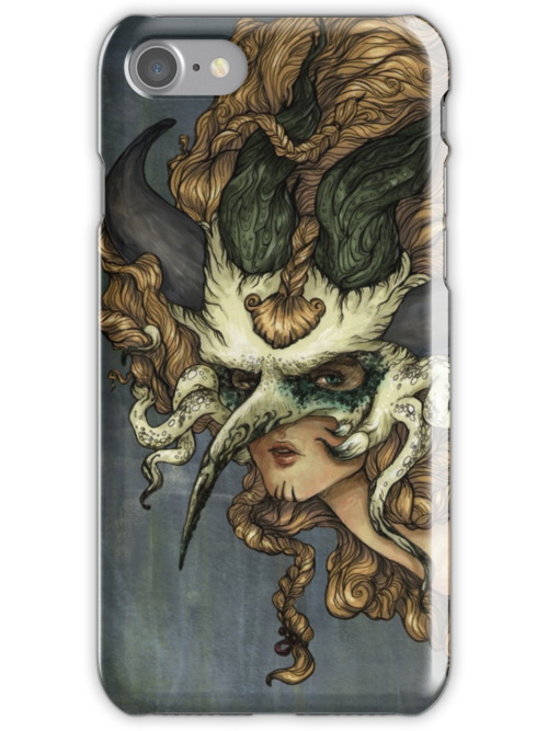 Masquerade by Ma. Luisa Gonzaga
