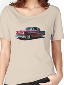 Double Nickel,......55 Chevy Women's Relaxed Fit T-Shirt