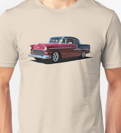 Double Nickel,......55 Chevy Unisex T-Shirt