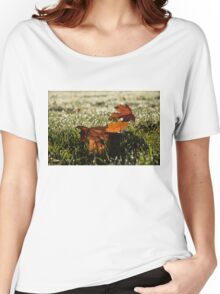 Essence of Autumn Women's Relaxed Fit T-Shirt