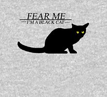 Fear the black cat Unisex T-Shirt