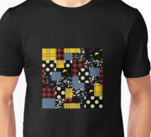 90's Patchwork Unisex T-Shirt