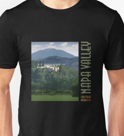 Napa Valley - Sterling Vineyards III Unisex T-Shirt