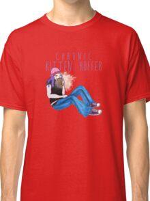 Kitten Huffer Classic T-Shirt