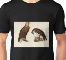 Bilder atlas zur Wissenschaftlich populären Naturgeschichte der Vögel in ihren sämmtlichen Hauptformen Leopold Joseph Fitzinger 1864 016 Unisex T-Shirt