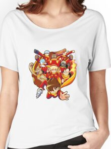 Cyborg 009 Women's Relaxed Fit T-Shirt