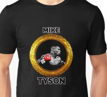 Mike Tyson : The Baddest Man on the Planet Unisex T-Shirt