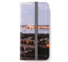 View from Pike Place iPhone Wallet/Case/Skin