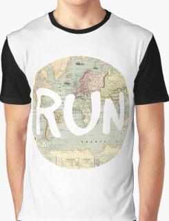 RUN. Graphic T-Shirt
