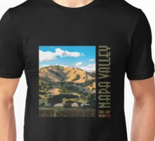 Napa Valley - Regusci Winery III Unisex T-Shirt