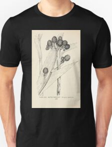 Southern wild flowers and trees together with shrubs vines Alice Lounsberry 1901 117 Button Snakeroot Unisex T-Shirt