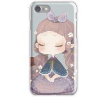 Inocent bunny  iPhone Case/Skin