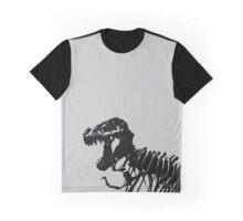 T-Rex Skeleton Graphic T-Shirt