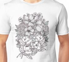 winter blooms for tee and other lovely things Unisex T-Shirt