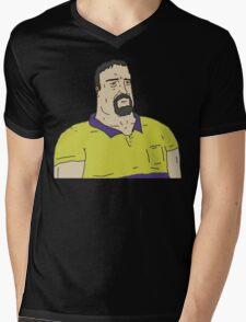 Mike Nolan | Big Lez Show 2016 Mens V-Neck T-Shirt