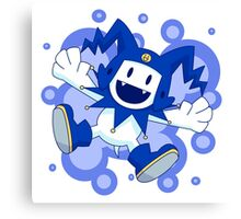Jack Frost Hee Ho! Canvas Print