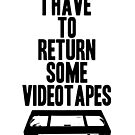 Videotapes by emilieroy