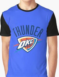 Oklahoma City Thunder Graphic T-Shirt