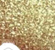 Glitter Texas Sticker