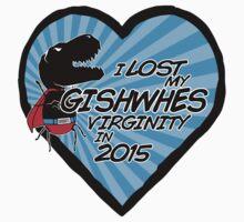 2015 GISHWHES - Dinomite One Piece - Short Sleeve