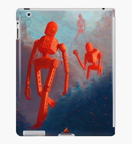 Soviet Bot Invasion 2 iPad Case/Skin