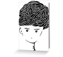 The Boy Greeting Card