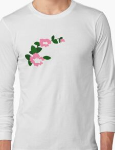 Marinette's flowers Long Sleeve T-Shirt
