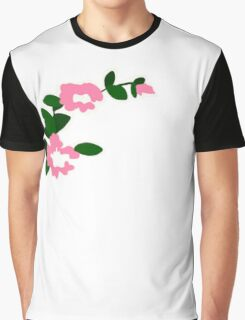 Marinette's flowers Graphic T-Shirt