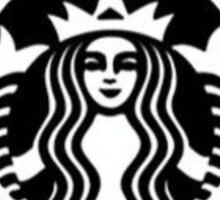 Alpha Omicron Pi Starbucks Sticker