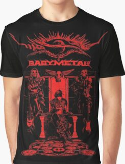 babymetal Graphic T-Shirt