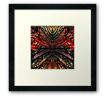 Lifeforce Framed Print