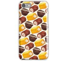 Hostess Cakes Pattern iPhone Case/Skin