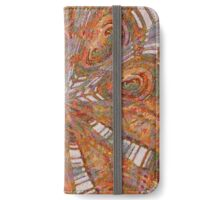 Circus Mirrors iPhone Wallet