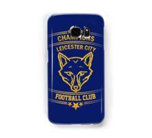 Leicester City Premier League Champions 6 Samsung Galaxy Case/Skin