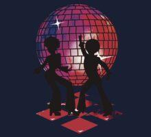 Retro Music DJ! Feel The Oldies! DANCE! Kids Tee