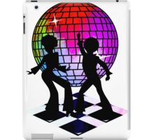 Retro Music DJ! Feel The Oldies! DANCE! iPad Case/Skin