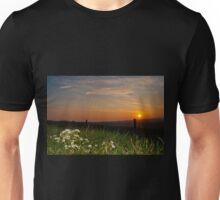 Hebden Sunset Unisex T-Shirt
