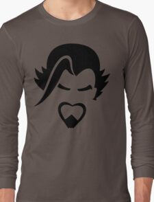 Hanzo Black Long Sleeve T-Shirt